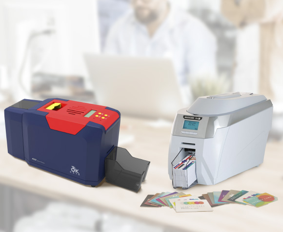 Impresoras y tarjetas sin contacto